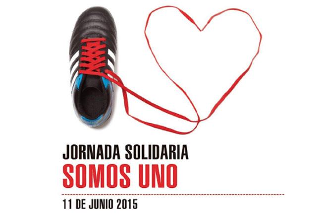 Gala Solidaria Somos Uno 2015