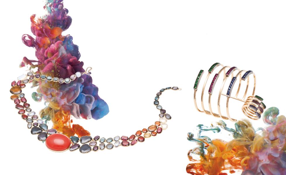 Collar Dragonfly y Colección Escala