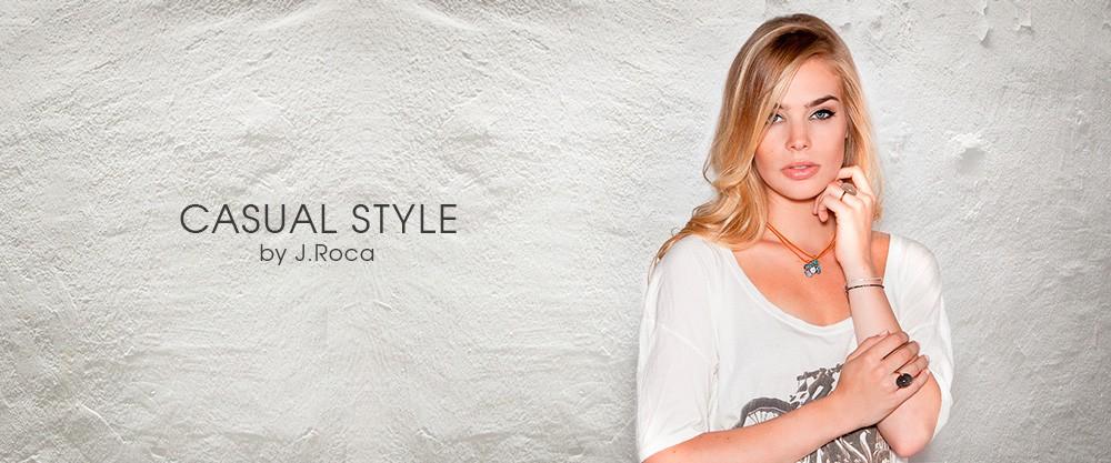 Joyas de estilo casual, diseños exclusivos J.Roca