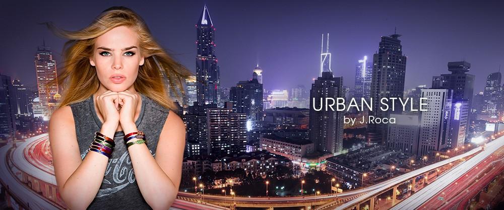 Joyas estilo urbano, diseños exclusivos J.Roca