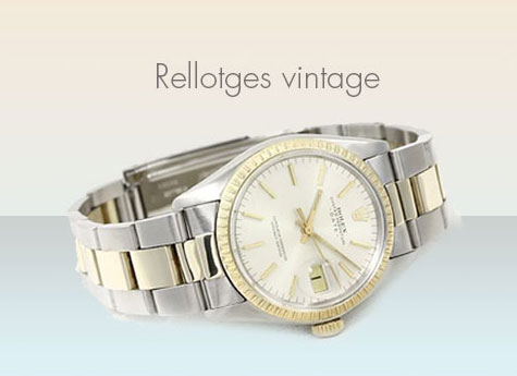Rellotges vintage J.Roca